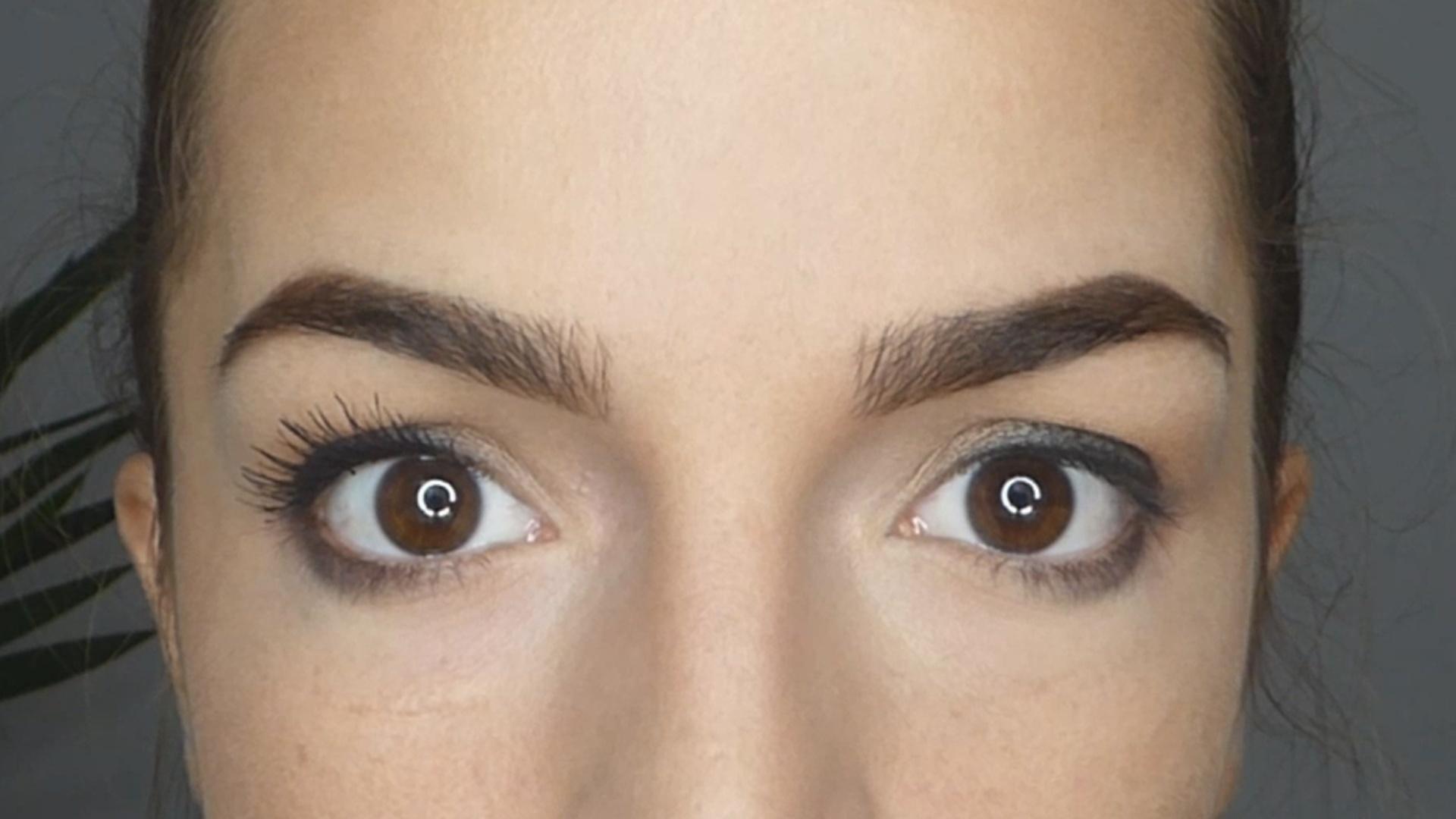alida szemek, szemhéj smink