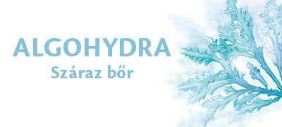 hidratáló arckrém, hidratáló krém, Algohydra