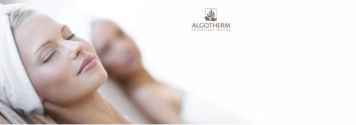 Algotherm, professzionális kozmetikum, alga, tengeri alga, francia kozmetikum, természetes, paraben mentes, filozófia, bőrápolás, kozmetikus képzés