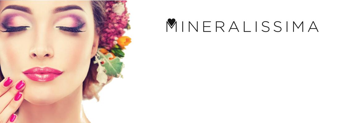 minerlissima, bőrbarát smink, ásványi smink