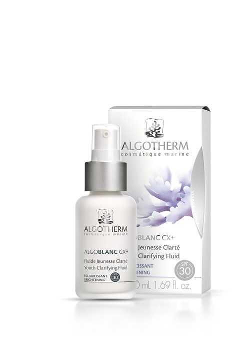 algotherm, ragyogó bőr fluid